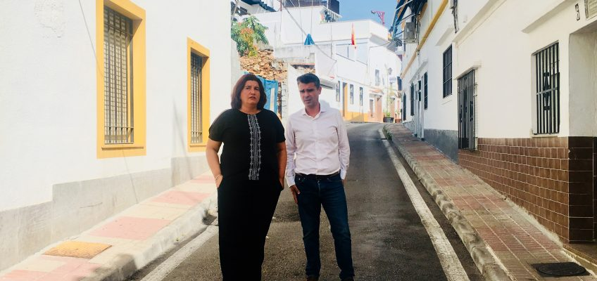 EL PSOE INSTARÁ AL EQUIPO DE GOBIERNO A ACTUAR   EN LA CALLE POSTIGOS E INTEGRARLA EN  EL CASCO ANTIGUO DE MARBELLA