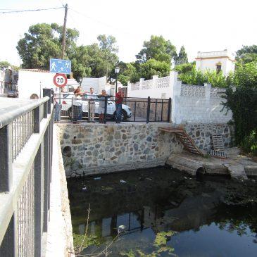 La Tenencia de Alcaldía de San Pedro mantendrá el lunes una reunión con la Junta de Regantes y vecinos de El Salto del Agua para decidir el futuro del lago