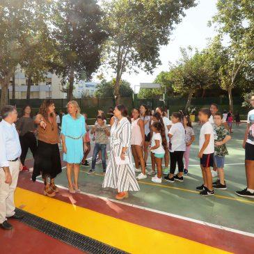 El Ayuntamiento culmina los trabajos de mejora y mantenimiento de los centros educativos con una inversión de más de 750.000 euros