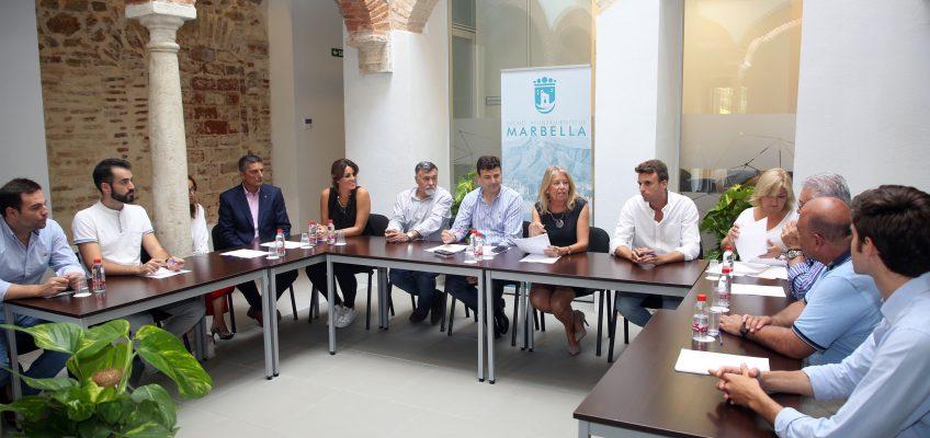 El Vivero de Empresas de Marbella incorpora a seis nuevos emprendedores con iniciativas de base tecnológica