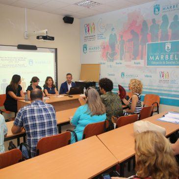 Marbella se convierte en el primer municipio del país en contar con un Plan definitivo de Diversidad de Recursos Humanos LGTBI