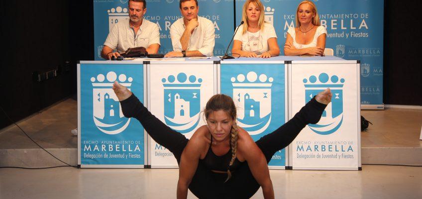 El Palacio de Congresos albergará del 28 al 30 de septiembre la duodécima edición del 'Congreso de Yoga Costa del Sol'  Este acto, que reúne a más de 3.000 seguidores de esta disciplina, será de acceso gratuito