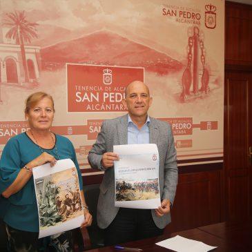 San Pedro recreará la batalla de Monte Muro de 1874, con la participación de medio centenar de figurantes, para  conocer los orígenes de la colonia