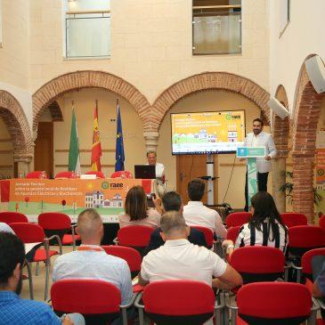 Marbella se convierte en escenario de un encuentro provincial sobre la gestión local de residuos de aparatos eléctricos y electrónicos