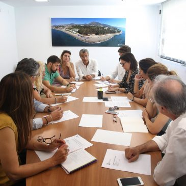 El Consejo Asesor del Comercio aborda el programa normativo que va a desarrollar el Ayuntamiento en los próximos meses y que parte de las opiniones de los representantes del sector
