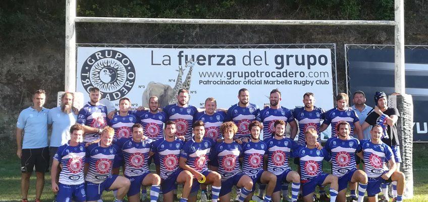 """El primer  equipo del Trocadero Rugby Marbella venció en su feudo del """"Bahia's Park"""", en la segunda jornada de liga de División de Honor b Grupo C al equipo del C.D Arquitectura Rugby, por 30-24 ."""