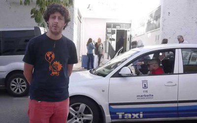 Podemos propone un servicio del taxi más seguro y protegido frente a las plataformas VTC