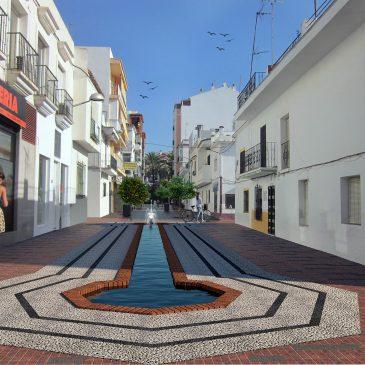 La Tenencia de Alcaldía de San Pedro Alcántara informa del inicio de las obras en Calle Pizarro y el cierre temporal al tráfico rodado en Calle Hernán Cortés