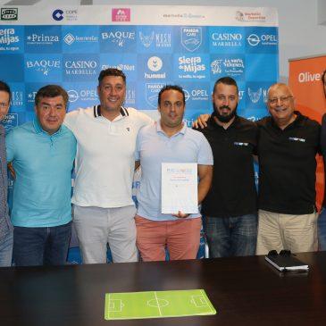 El Marbella FC continúa con la implantación del programa PIVESPORT en su metodología de trabajo