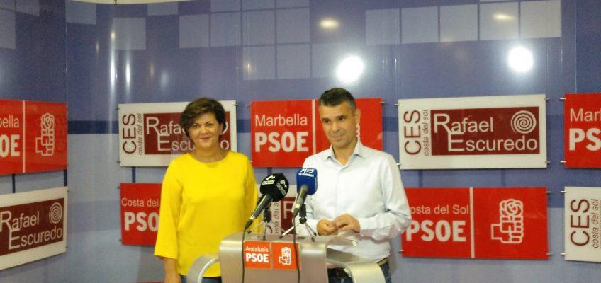 EL PSOE DESTACA LA GRAN APUESTA DE LA JUNTA POR EL EMPLEO EN MÁLAGA, DONDE SE INVERTIRÁN 33,5 MILLONES PARA PLANES DE INSERCIÓN LABORAL