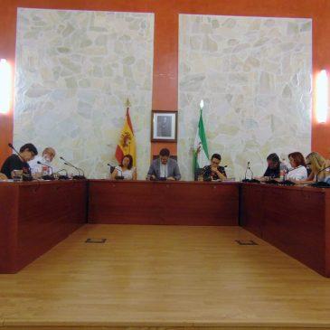El Pleno del Ayuntamiento de Ojén aprueba una moción para solicitar a la Diputación de Málaga la puesta en marcha de planes de empleo