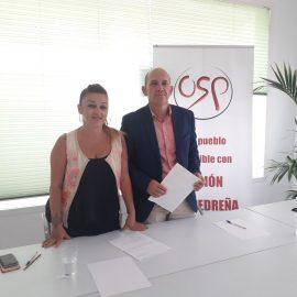 OSP lamenta que la Junta considere innecesaria la instalación de aulas prefabricadas en el IES Vega del Mar
