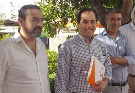 """Ciudadanos critica el """"desinterés"""" del bipartito con el centro de salud de San Pedro"""