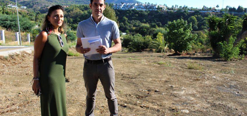 PP Y OSP ENTIERRAN EL PROYECTO DE HUERTOS URBANOS    La iniciativa de consolidar 7 zonas de huertos urbanos repartidas por distintas zonas del término municipal de Marbella está prácticamente desahuciada por el equipo de Gobierno del PP-OSP