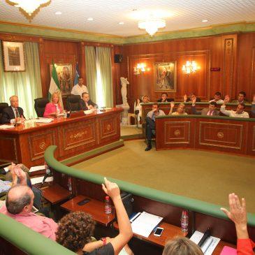El Pleno aprueba la vinculación de los primeros fondos recuperados en causas judiciales por corrupción a los tres proyectos priorizados por los ciudadanos para garantizar que sean una realidad