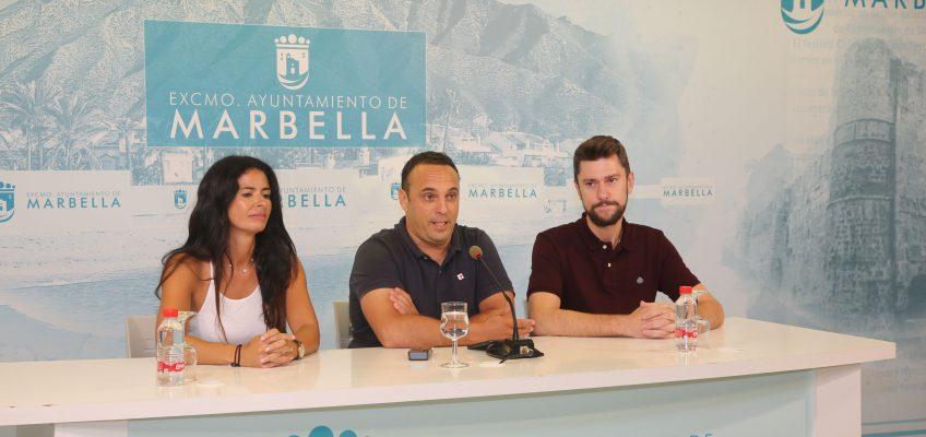 El Ayuntamiento respalda el reto de la deportista local Hessia Fernandes, que emprenderá una travesía solidaria al Everest el próximo día 7 de octubre