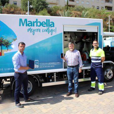 El Ayuntamiento pondrá en marcha una aplicación móvil para atender de forma inmediata las incidencias en materia de limpieza