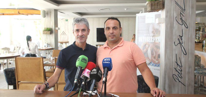 La XXXIII Media Maratón de Marbella celebrará este sábado, 6 de octubre, una carrera de 400 metros para los niños    Martín Fiz dará la salida de la carrera, que se iniciará en el Palacio de Congresos Adolfo Suárez, a las 19.30 horas