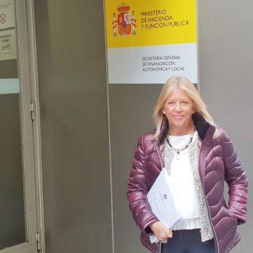 La alcaldesa cierra con el Ministerio de Hacienda los últimos flecos para firmar el convenio que permitirá recuperar a Marbella más de 2,7 millones de euros en multas de causas judiciales por corrupción