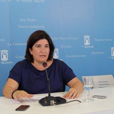"""el psoe lamenta que Ángeles muñoz lleve a la media maratón a """"tocar fondo"""" pese a gastar 150.000 euros en su organización"""