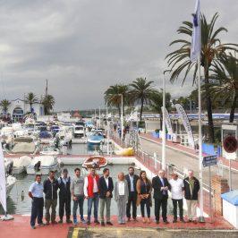 El Puerto Deportivo de Marbella se convierte en el primer recinto náutico español en lograr la 'Q de Calidad' atendiendo a los criterios de la normativa mundial