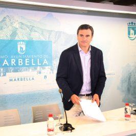 El Ayuntamiento aprueba el proyecto para seguir ampliando el Paseo Marítimo hacia el este con un nuevo tramo de la Senda Litoral que conectará la zona centro de Marbella con la playa de Río Real