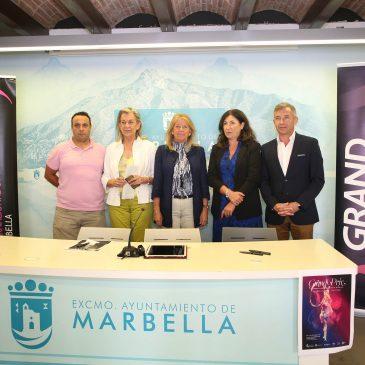 La ciudad se convertirá en la capital mundial de la gimnasia rítmica con la celebración del Grand Prix del 26 al 28 de octubre