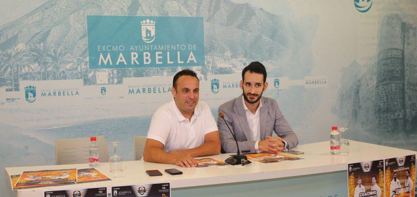 Marbella reunirá a 250 participantes este domingo día 28 de octubre en un seminario internacional de karate que incluirá un coaching deportivo a cargo de dos bicampeones mundiales