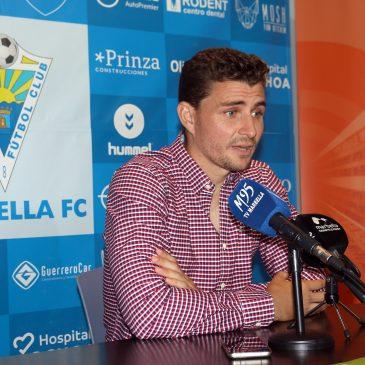 """Padilla: """"Es el momento de ir a Badajoz y tener una buena actuación"""""""