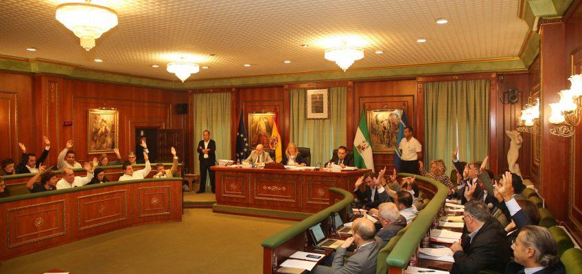 El Pleno avala la firma del convenio con el Ministerio de Hacienda que permitirá recuperar más de 2,7 millones de euros para reforzar turísticamente la marca Marbella y ejecutar un Plan Municipal de Aparcamientos