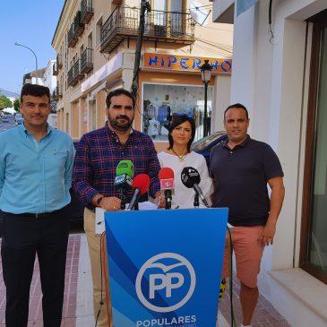 El PP propondrá a la Junta de Distrito de San Pedro Alcántara una batería de medidas a favor de los sampedreños