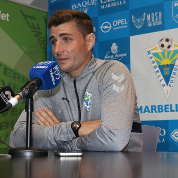 """Padilla: """"El Ibiza es un equipo peligroso que lleva menos puntos de lo que merece"""""""