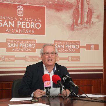 La Tenencia de Alcaldía de San Pedro ha concedido la licencia de obra que facilita a la Junta el comienzo de los trabajos del nuevo centro de salud