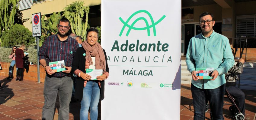 Adelante Andalucía se compromete a desbloquear la ampliación del Hospital Costa del Sol en sus primeros 100 días de gobierno