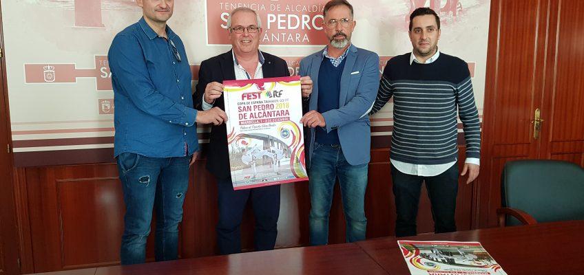 300 deportistas participarán este fin de semana en la Copa de España de Taekwondo que se celebra en San Pedro
