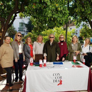 El Ayuntamiento se suma a los actos con motivo del Día Mundial contra el Sida