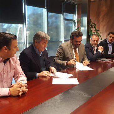 ARCGISA y ACOSOL firman un nuevo acuerdo para el suministro de agua potable a la Costa del Sol Occidental