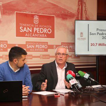 San Pedro Alcántara contará con un presupuesto de 20,7 millones el próximo año, el primero en el que la participación ciudadana ha sido la protagonista