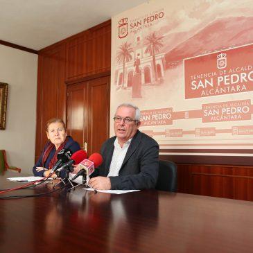 San Pedro Alcántara encenderá la Navidad el próximo 30 de noviembre y contará con un amplio programa de actividades para todos los públicos
