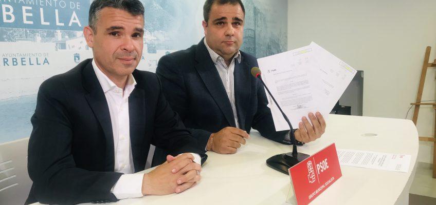 EL PSOE INSTA AL AYUNTAMIENTO A PUBLICAR LOS CÓDIGOS OCUPACIONALES DEL PLAN DEL EMPLEO PARA EVITAR ENCHUFISMOS