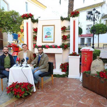 Marbella celebrará la Navidad con más de 150 actividades que arrancarán el próximo viernes con el encendido del alumbrado