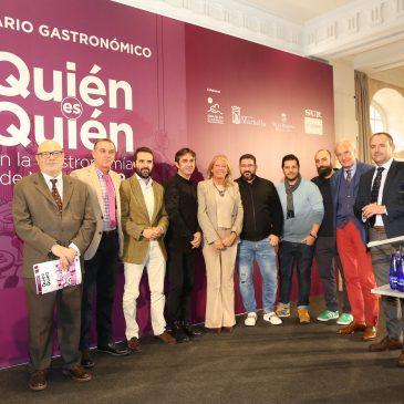 La alcaldesa subraya la fortaleza de Marbella en el ámbito gastronómico, avalada por seis estrellas Michelin que elevan la oferta turística de la ciudad
