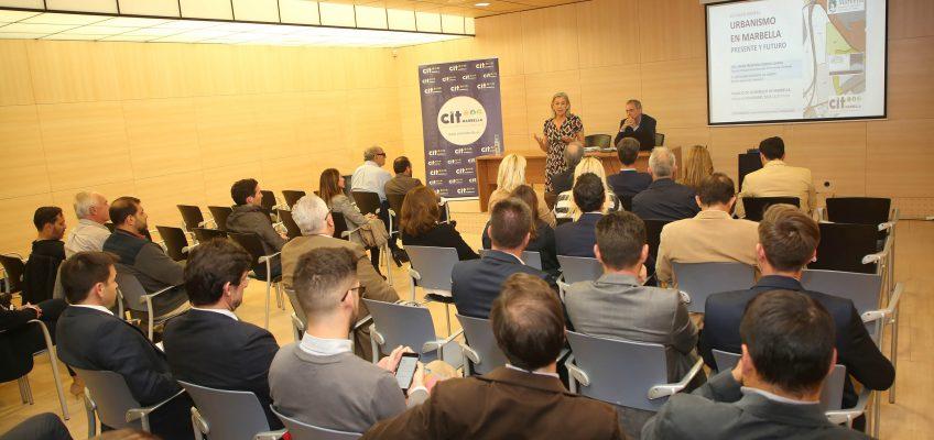 Comienzan las jornadas técnicas sobre el futuro urbanístico de Marbella dirigidas a sectores profesionales del municipio