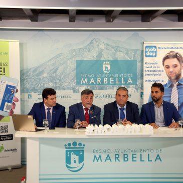 El Palacio de Congresos Adolfo Suárez acogerá el próximo 14 de noviembre el congreso Marbella Mobile Day 2018 de nuevas tecnologías para la empresa