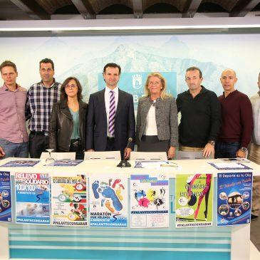El Ayuntamiento organizará junto a clubes locales del municipio un fin de semana deportivo solidario a favor de la marbellí Sarah Almagro