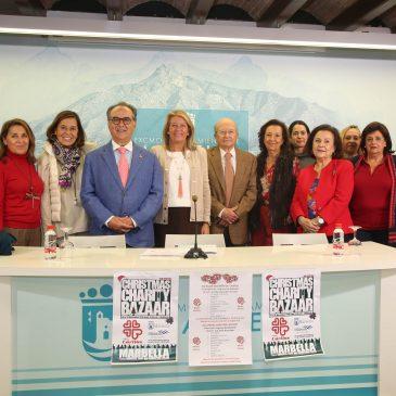 El XIV Bazar Solidario de Navidad de Cáritas abrirá sus puertas del 15 al 18 de noviembre en el Palacio de Congresos con más de 120 expositores y un completo programa de actividades