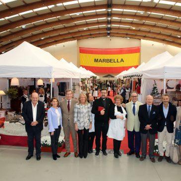 El Bazar Solidario de Cáritas abre sus puertas hasta el domingo con 120 expositores