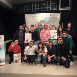 Pablo Vázquez y Adrían Guirado obtienen el primer premio de la Muestra de Artes Escénicas y de Literatura del Programa Marbella Crea
