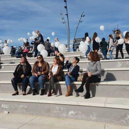 El Ayuntamiento se suma a la conmemoración del Día Internacional de las Personas con Discapacidad  La concejala de Derechos Sociales, Isabel Cintado, ha respaldado los actos celebrados por Aspandem y la asociación de Personas con Discapacidad de Marbella-San Pedro