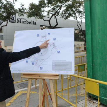 El Ayuntamiento completará antes de final de año tres actuaciones en las calles José Luis Morales Marín, Salvador Rueda y Roy Boston con el objetivo de mejorar la movilidad peatonal